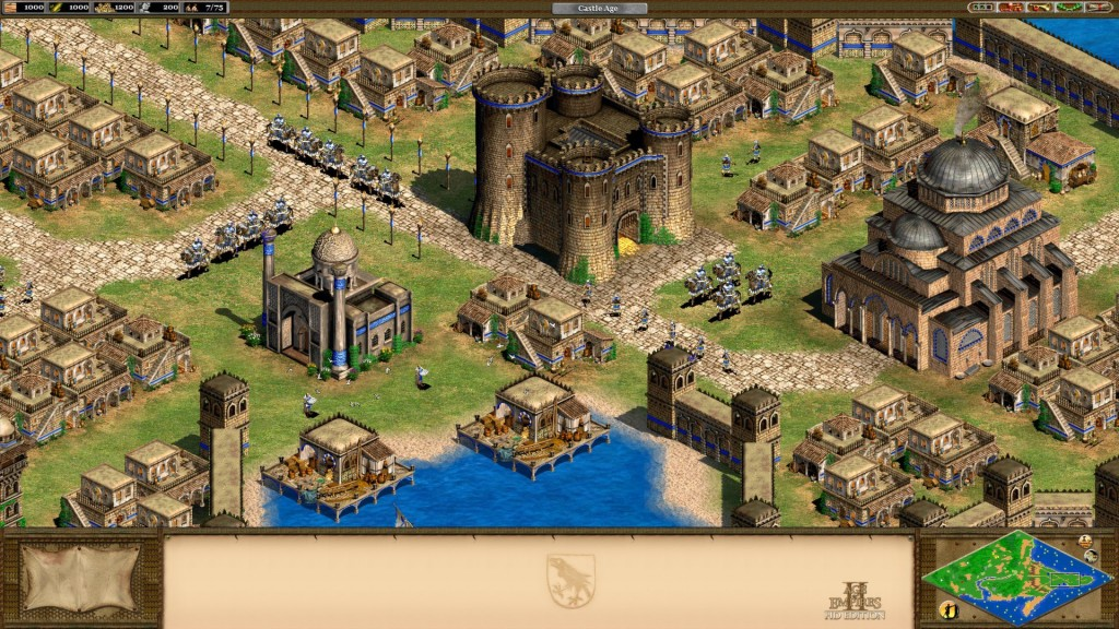 AoE II screenshot 2