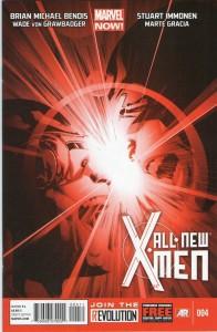 all new xmen