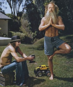 Kid Rock and Rick Rubin