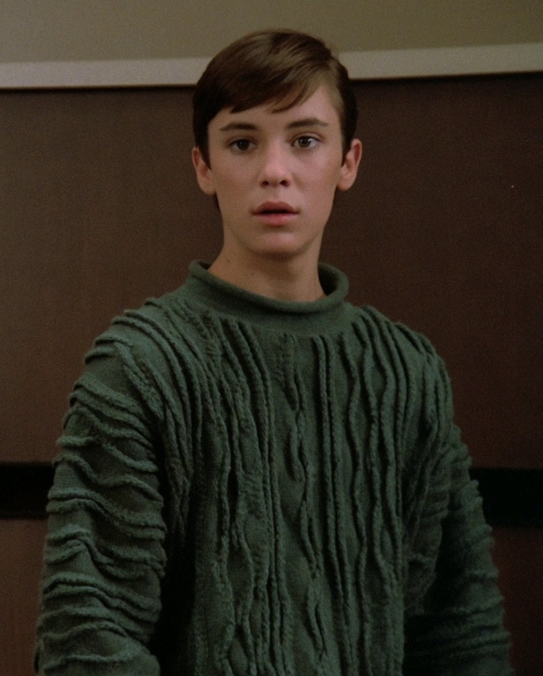 Wesley_Crusher green jumper