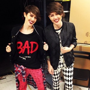 tegan and sara BAD