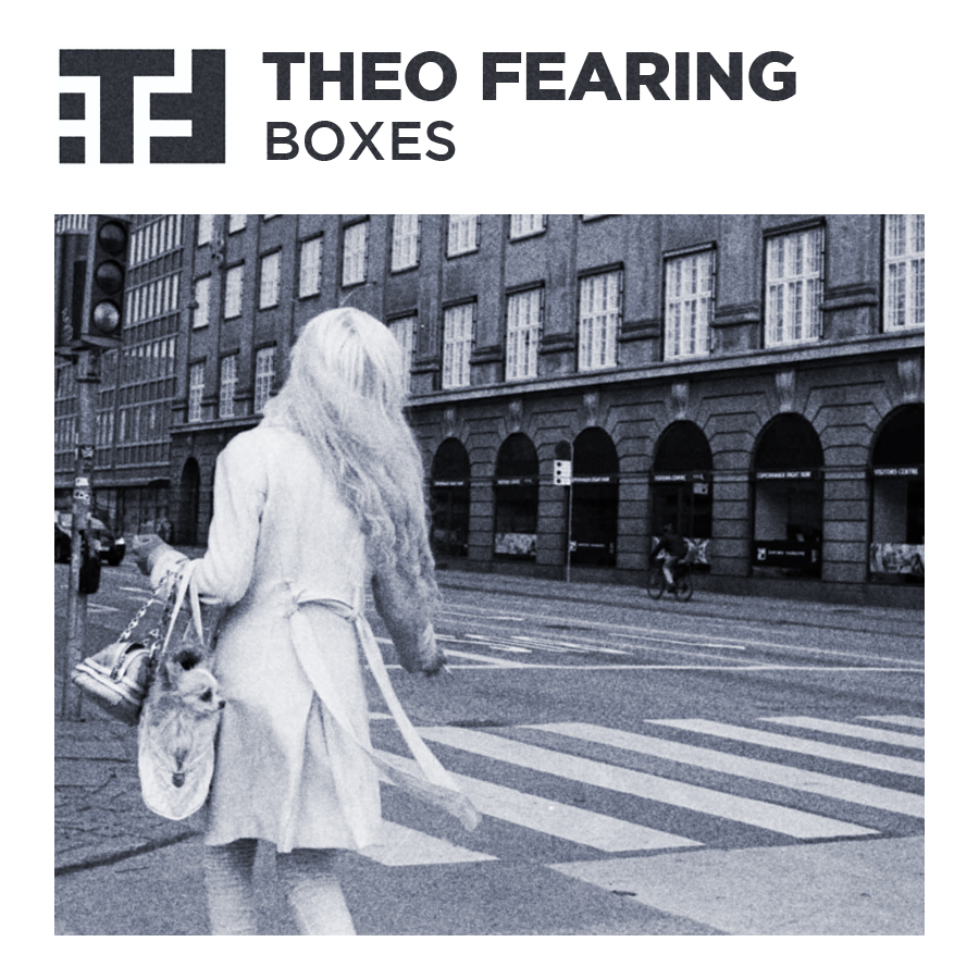 Boxes by Theo Fearing