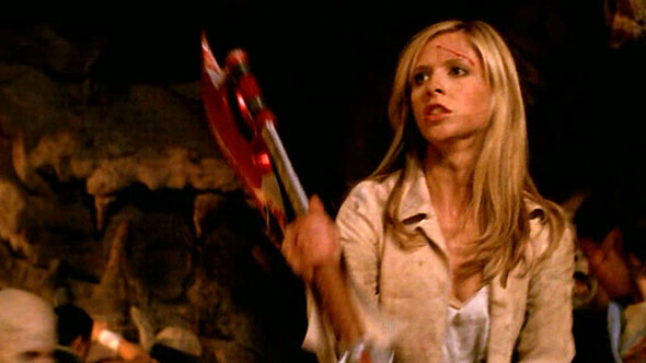 Buffy series finale