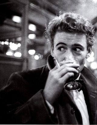peter otoole drinking