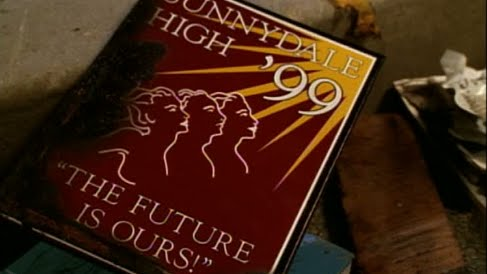 buffy year book