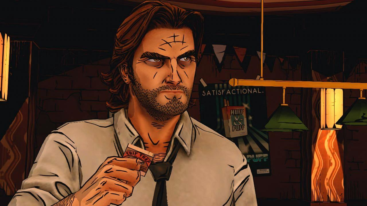 the wolf among us you ate a lot of people back in your. Black Bedroom Furniture Sets. Home Design Ideas