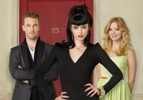JAMES VAN DER BEEK, KRYSTEN RITTER, DREAMA WALKER