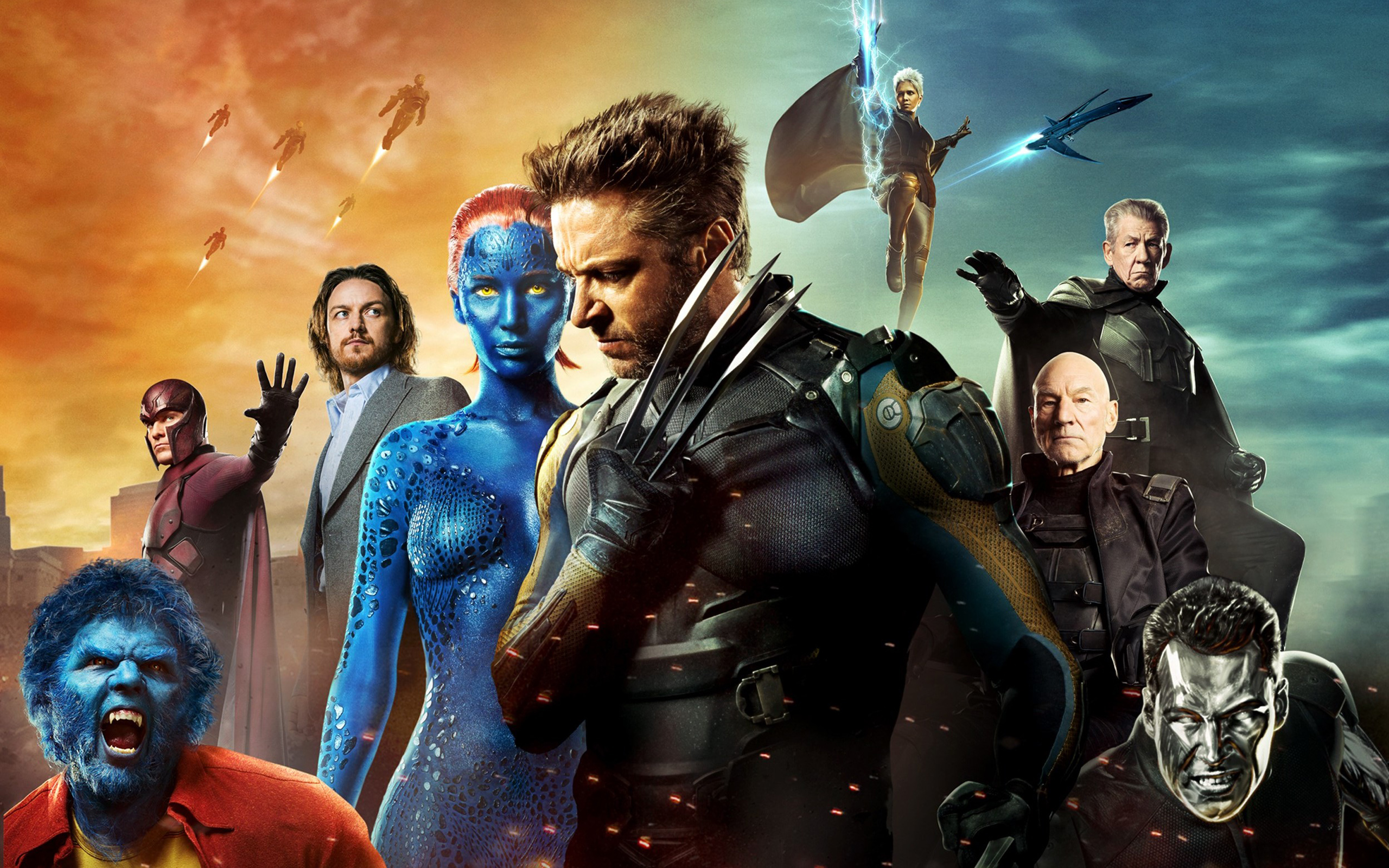 X-Men: Days of Future Past – There is a new enemy out ...
