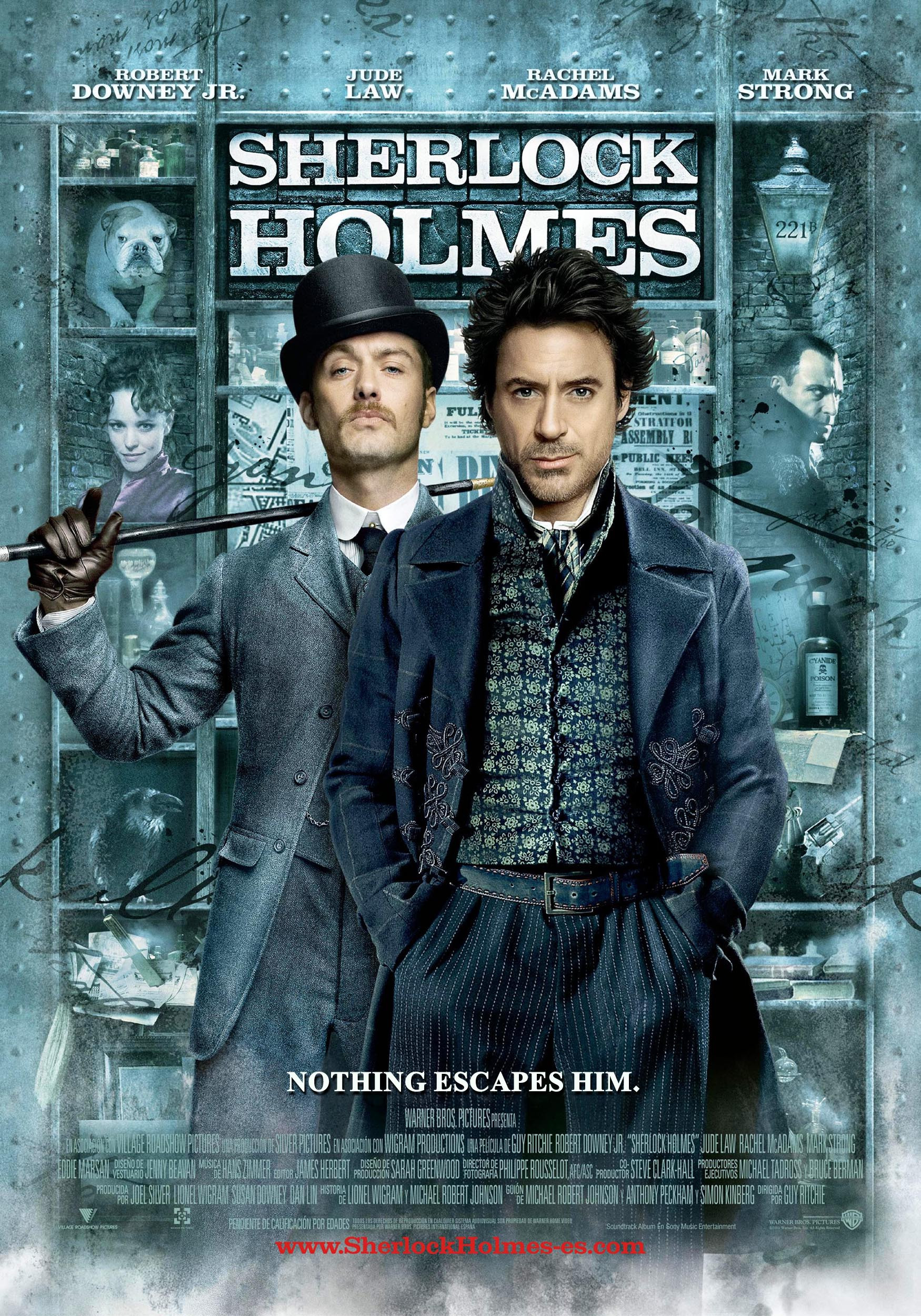 Sherlock Holmes and th...