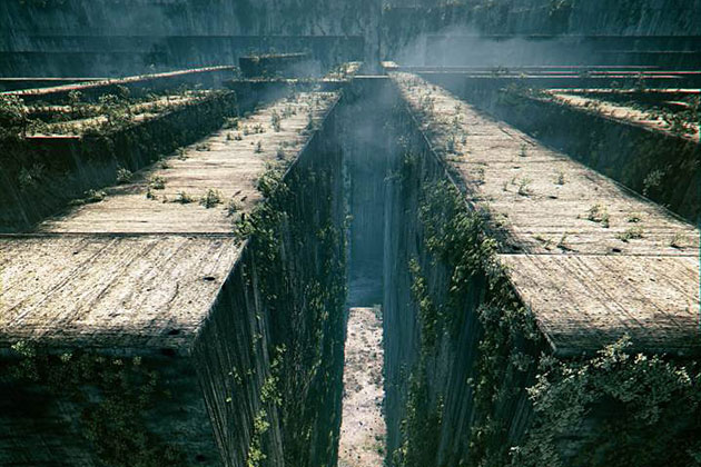 The Maze Runner: Welcome to the Glade | Pop Verse