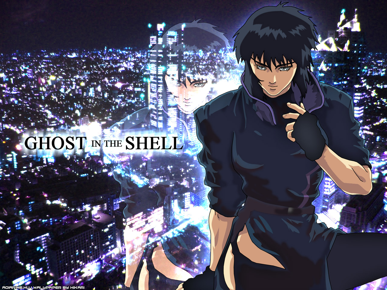 ghost in the shell It might take a few months—or maybe even a few years—but eventually, scarlett johansson's ghost in the shell will have an afterlife.