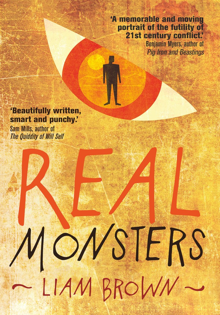 Real Monsters cover