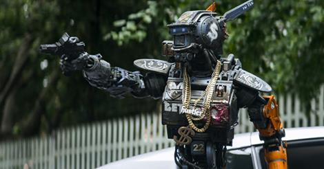 Chappie with bling
