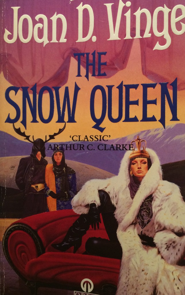Snow Queen 1988 cover