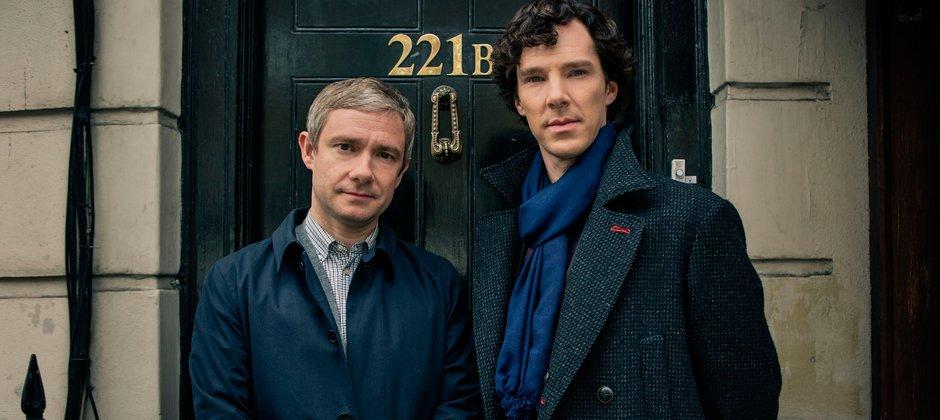Sherlock Holmes Serie Besetzung