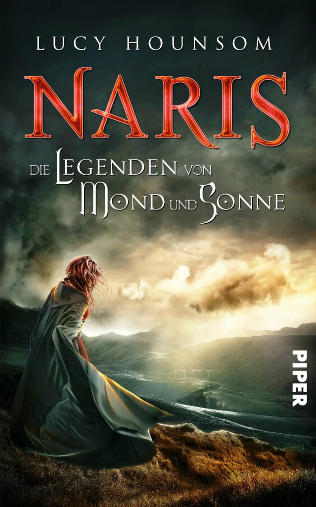 German cover of Starborn