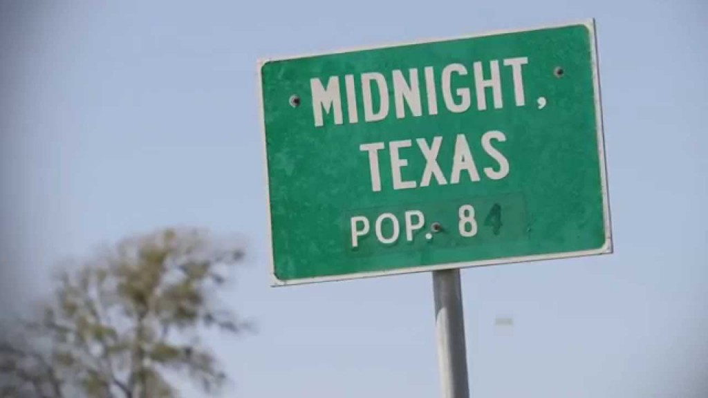 Midnight population