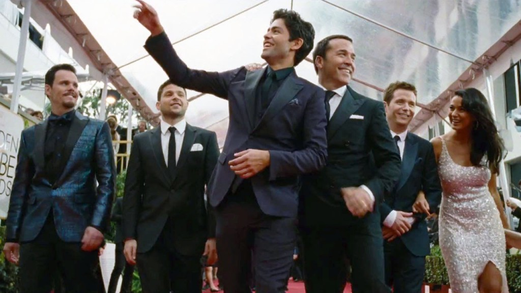 trailer shot entourage
