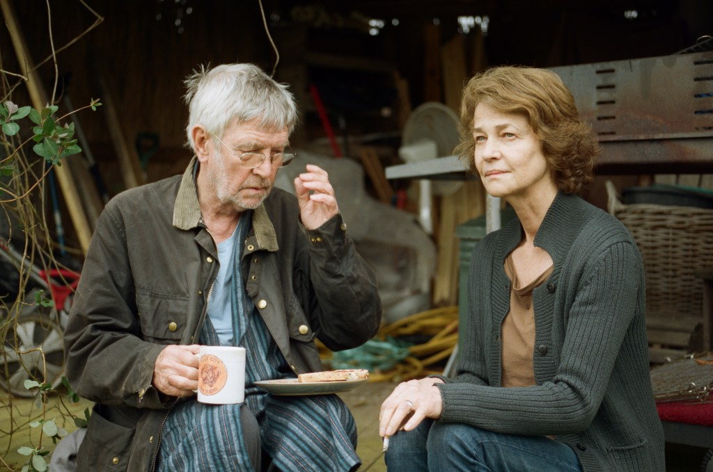 Courtney and Rampling