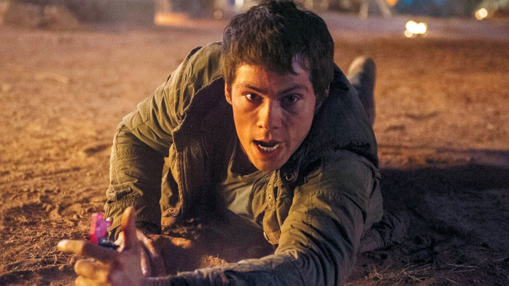 Scorch Trials Dylan OBrien