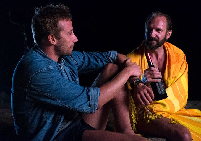fiennes and schoenaerts