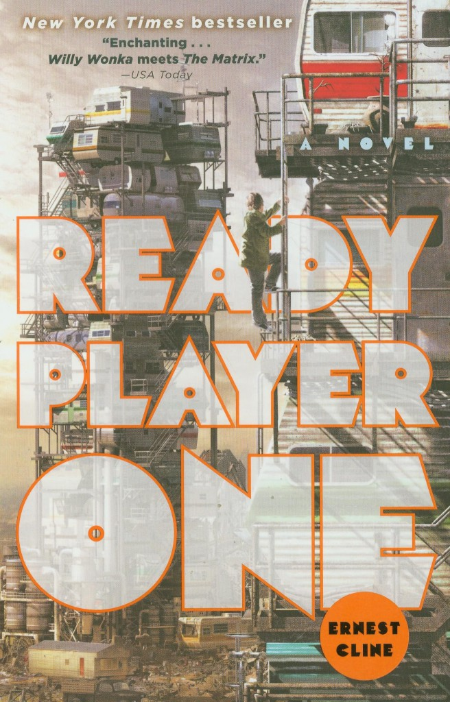 Ready Player One cover 1