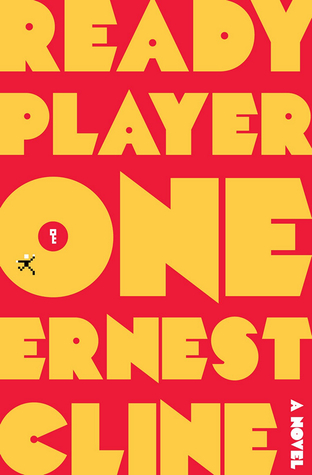 Ready Player One cover 2