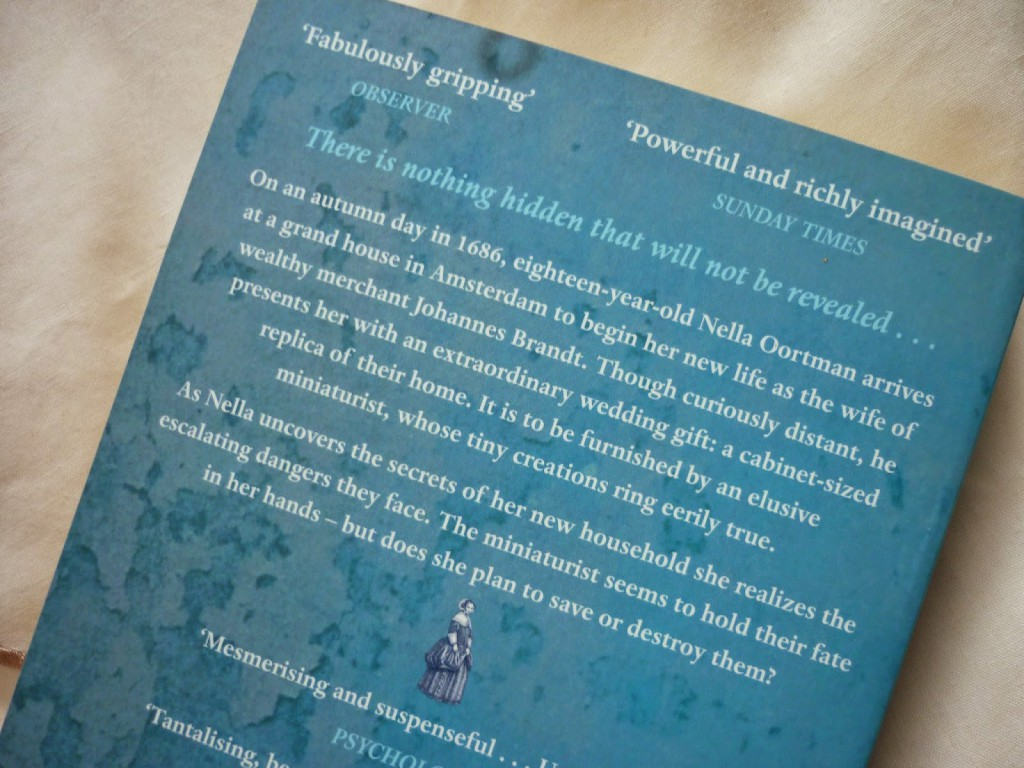 miniaturist back cover