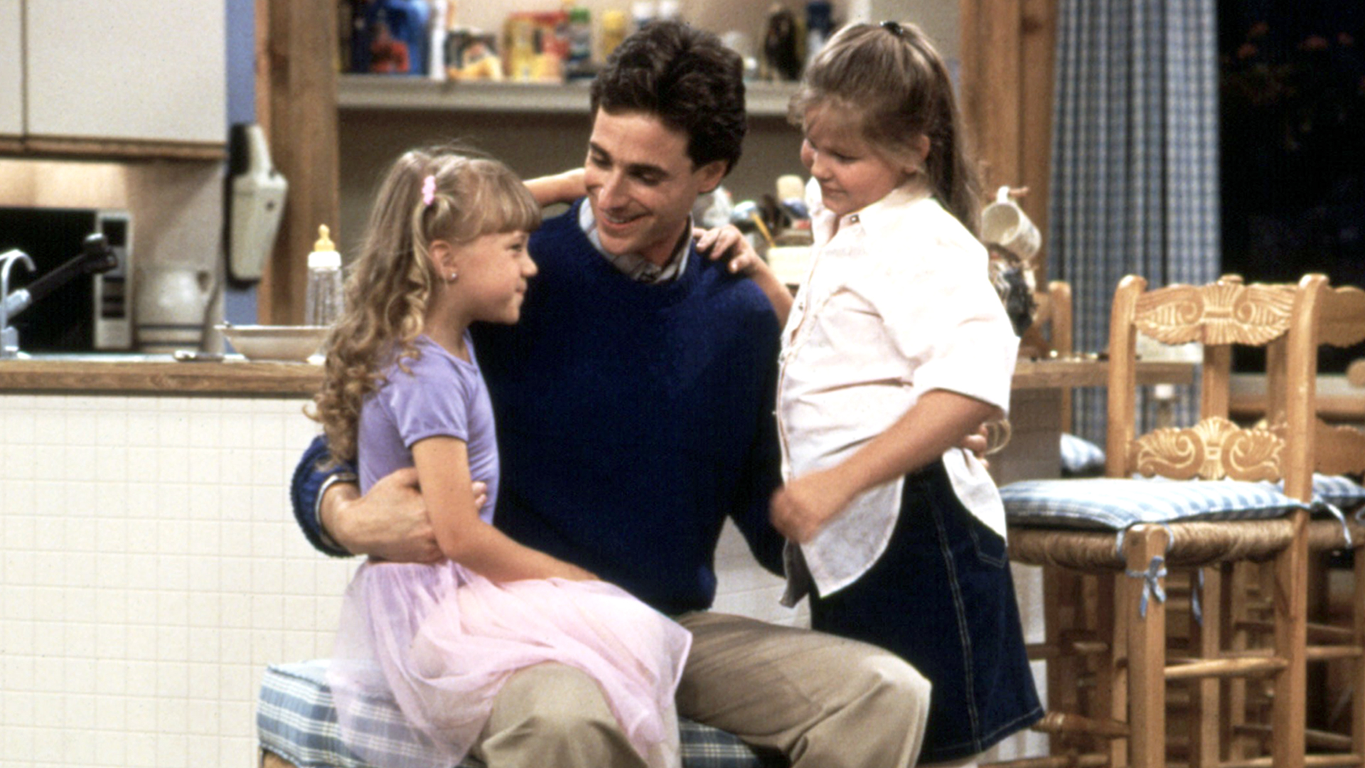 Masculinity according to Full House