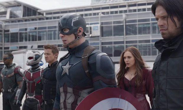 civil war stand off