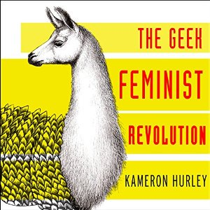 geek feminist audiobook cover