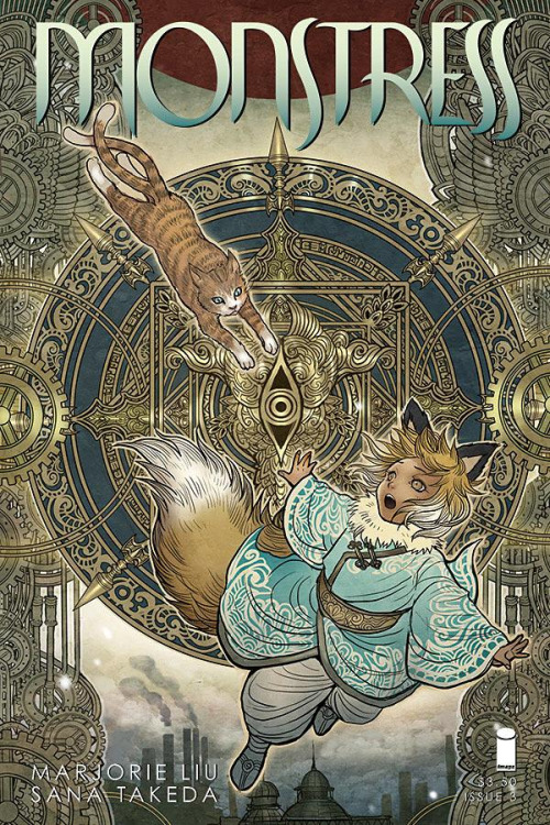 monstress cover