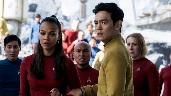 uhura and sulu