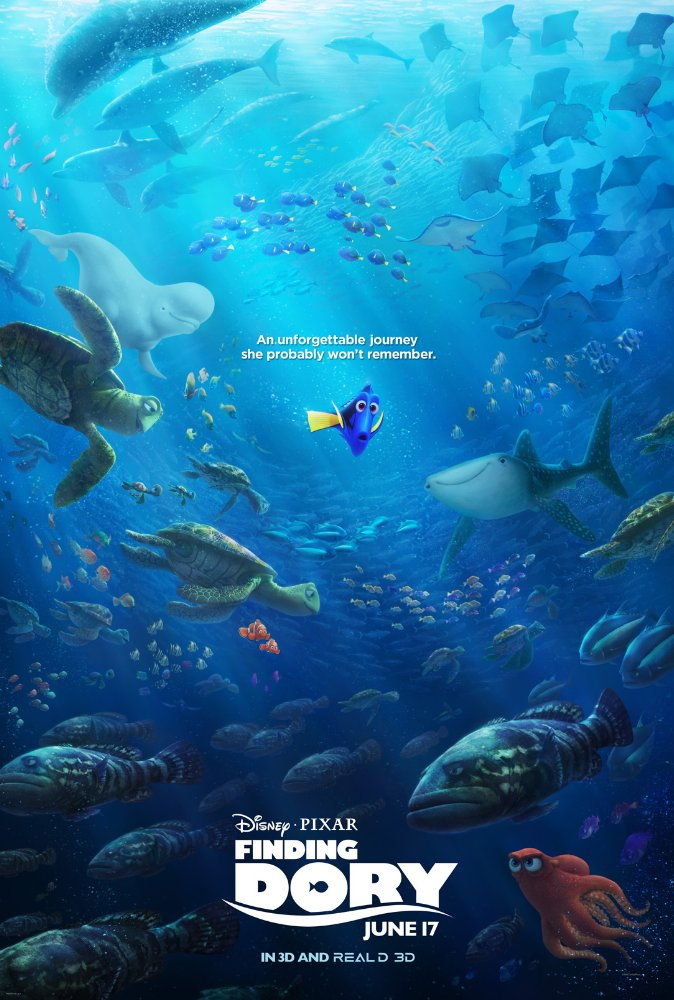 Finding Dory I Suffer From Short Term Memory Loss Pop