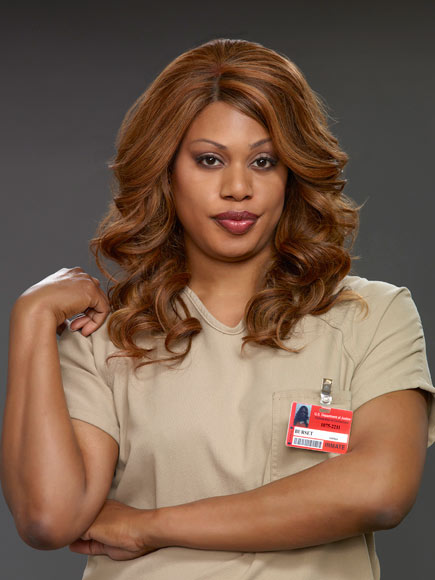 Trans actress Laverne Cox