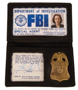 dana-scully-badge