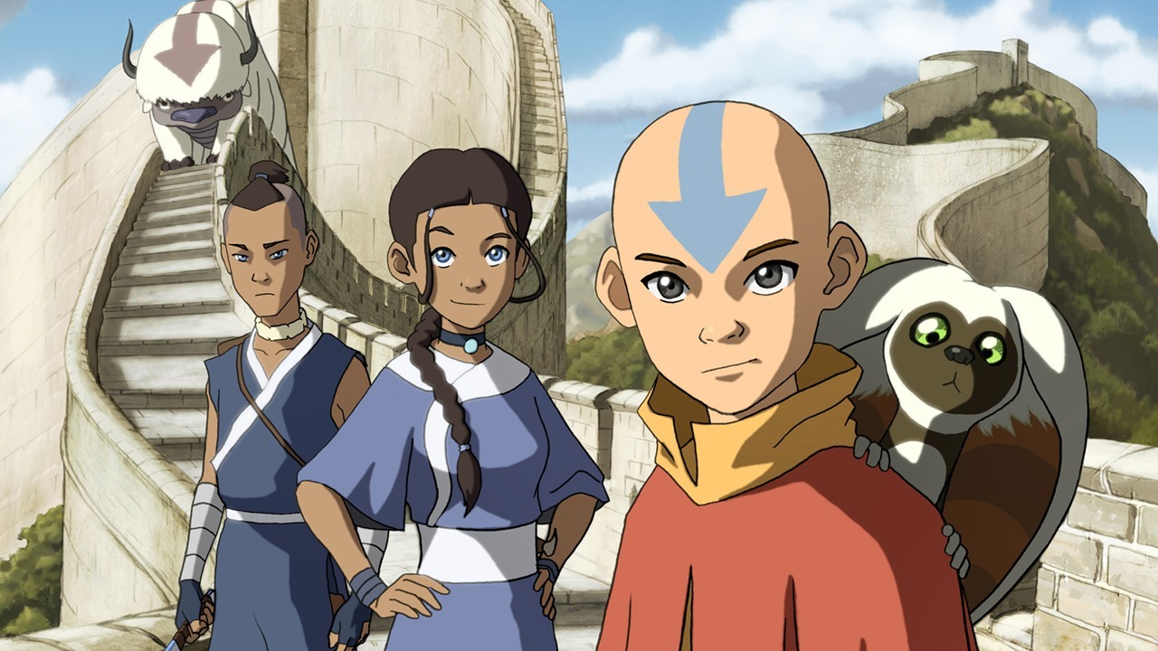 Binge watching avatar the last airbender