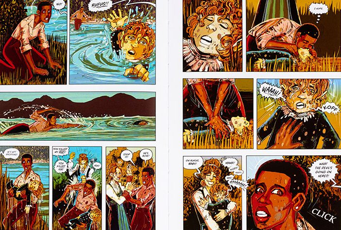 kindred the novel In short, publisher abrams comicarts has announced that the company will publish a graphic novel based on octavia e butler's classic novel kindred abrams acquired rights to the novel from writers house literary agent merrilee heifetz, and will be edited by carol burrell under the direction of abrams comicarts editorial director charles kochman.