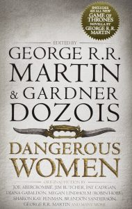 Dangerous Women Guest Blog