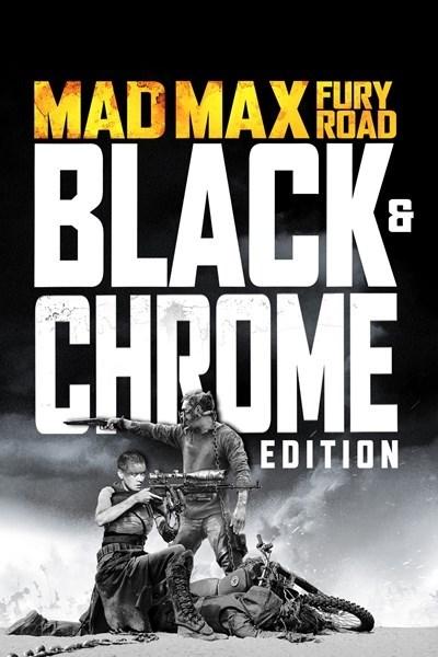 Mad Max: Furia En El Camino [Black & Chrome] (BRRip Latino – Ingles – Castellano 1080p) 2015