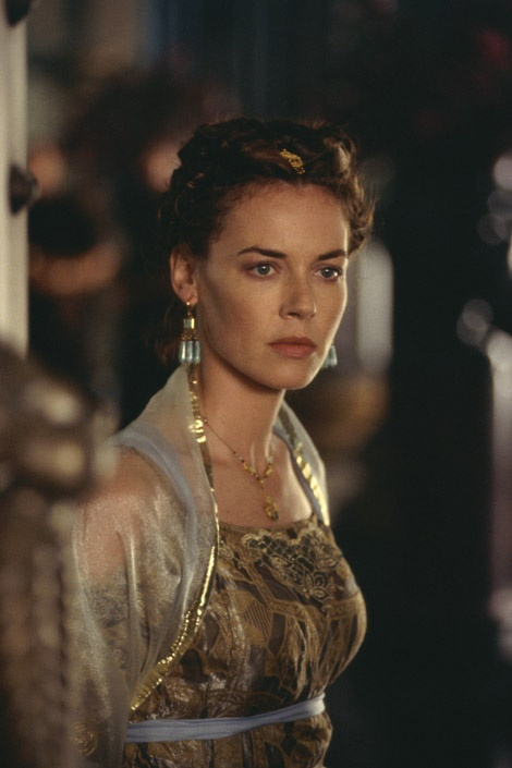 Connie Nielsen as Lucilla