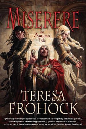 Misrere by Teresa Frohock