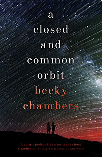 A Closed and Common Orbit: UK Cover
