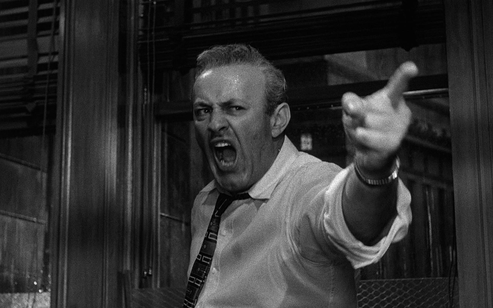 12 Angry Men: Lee J Cobb