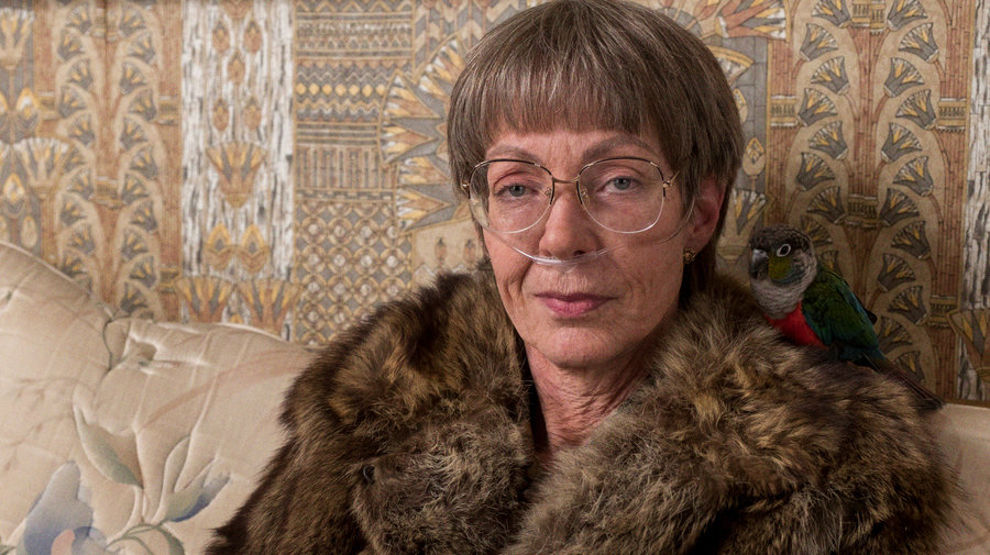 Allison Janney as Tonya Harding's mother