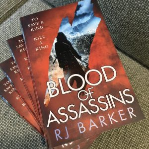 Orbit books: Blood of Assassins