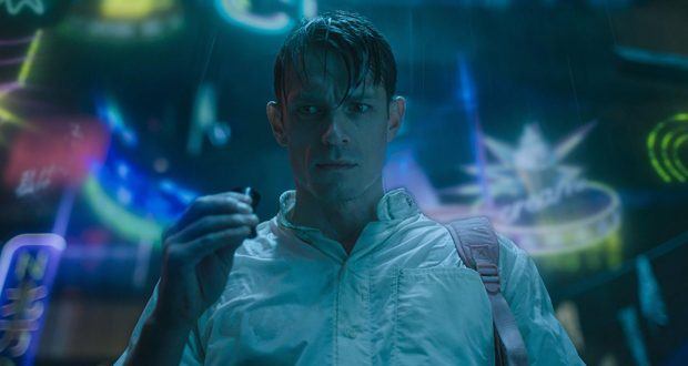 Altered Carbon: Netflix original science fiction