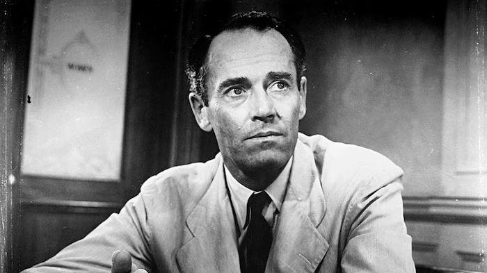 12 Angry Men: Henry Fonda