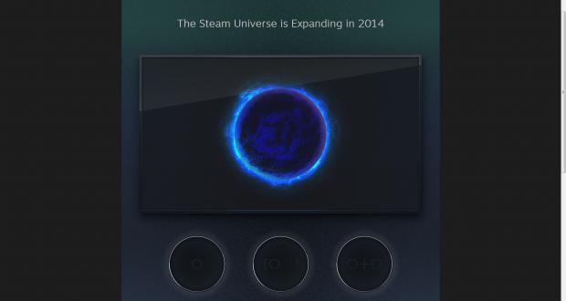 Steam teases Steam Box