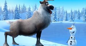 Frozen Sven Olaf